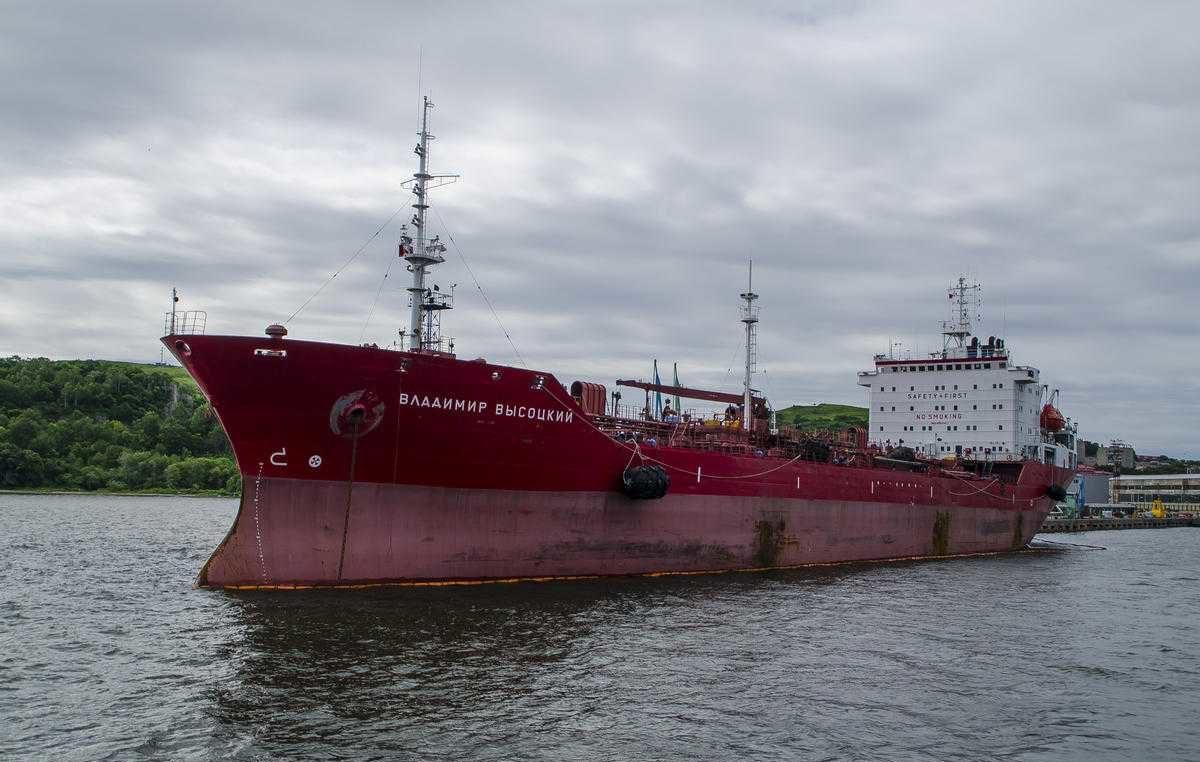 Флоту зарубежной постройки ограничат поле деятельности