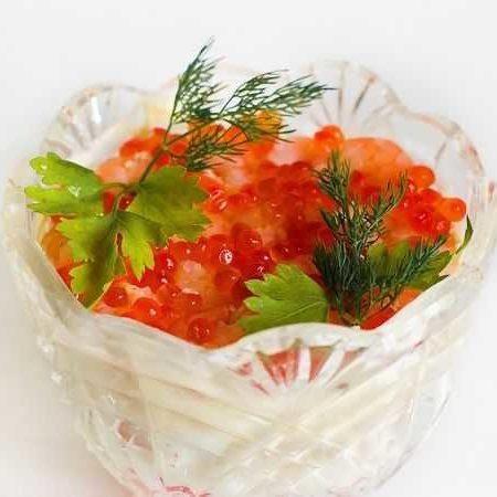 Салат «Дары моря» из морепродуктов